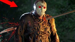 Killing JASON THE EASY WAY! Easiest Way To Kill Jason (Friday the 13th Game)