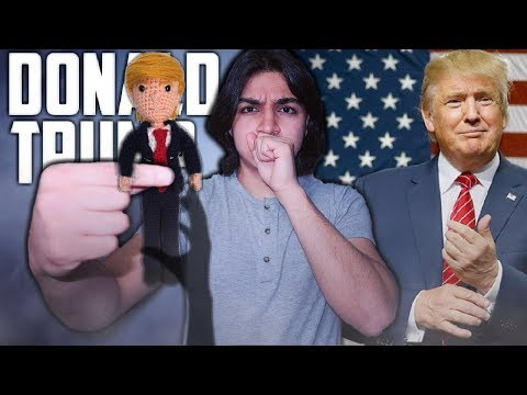 YOU SHOULD USE A DONALD TRUMP VOODOO DOLL AT 3:00 AM | *THIS IS WHY* | 3 AM VOODOO DOLL CHALLENGE!