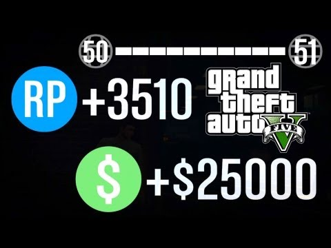 GTA V ONLINE BEST MONEY/XP MISSION (Glitch?) ROOFTOP RUMBLE