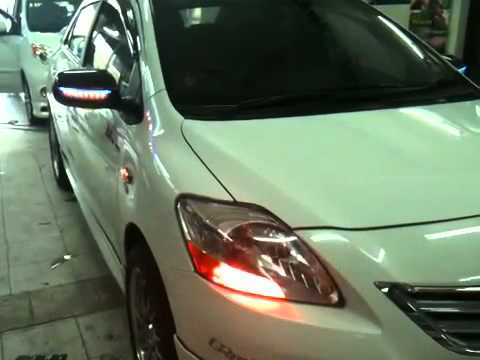 Toyota vios after market side mirror