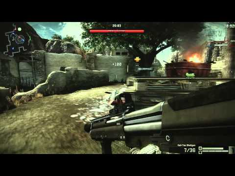 WARFACE - GDC 2012 Gameplay Playthrough