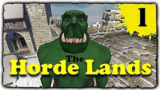 Mount and Blade • The Horde Lands ► Замес #1