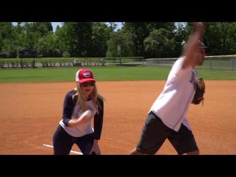 Carlos Put Joy Through Intense Baseball Training