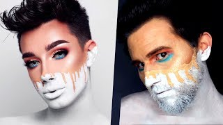 Download Lagu I TRIED FOLLOWING A JAMES CHARLES MAKEUP TUTORIAL Gratis STAFABAND