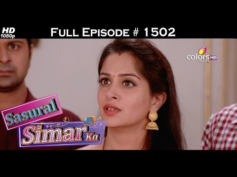 Sasural Simar Ka - 13th May 2016 - ससुराल सिमर का - Full Episode (HD) thumbnail