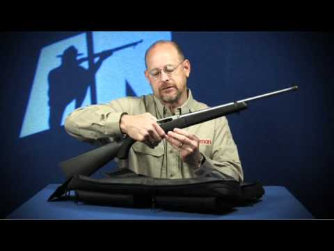 NEW: The Ruger 10/22 Takedown Rifle