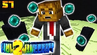 Minecraft INFINITE ENDER PEARLS - SMP HOW TO MINECRAFT S2 #57 with JeromeASF