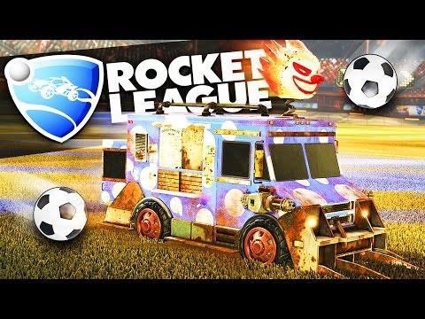 Rocket League - Сборная России тащит!