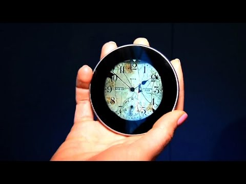 Circular 'anti-smartphone' aims to never interrupt you (Tomorrow Daily 382)