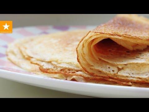 Очень удачный рецепт блинов от Мармеладной Лисицы Блины без яиц
