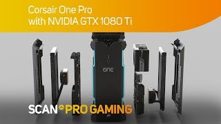 Updated Corsair One Pro with NVIDIA GTX 1080 Ti and M.2 SSD. The Ultimate small form factor PC?