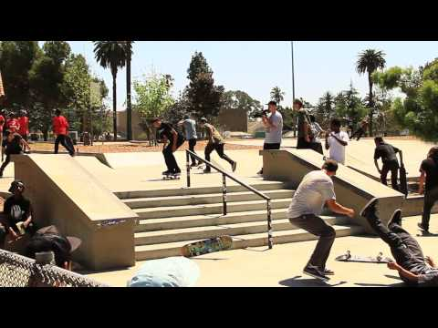 Skate Sauce &amp; Quintin Co:  Battle For Lincoln Plaza