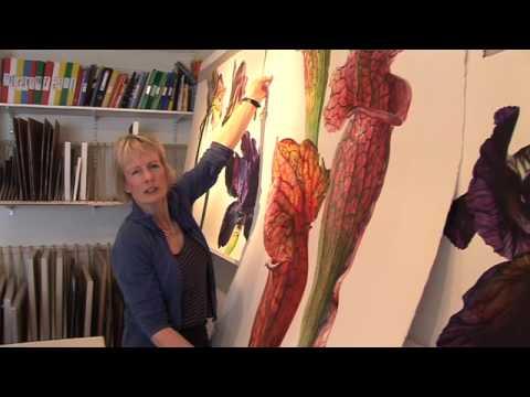 Rosie Sanders Part Unu The Inspiration Behind Her Work