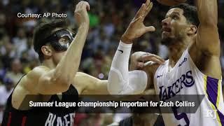 Premier Vegas Sports: Trail Blazers Win Summer League Championship