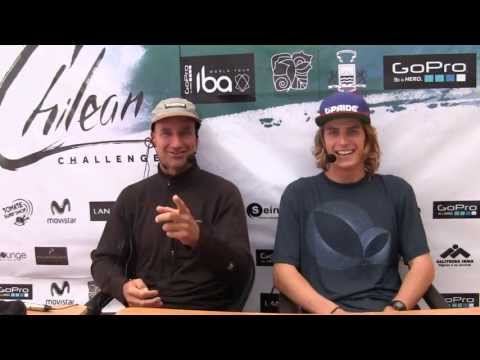 2013 GoPro IBA Arica Chilean Challenge - Heats on Demand - Trials FINAL