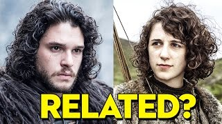 Craziest Game Of Thrones Theories Explained!