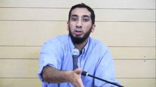 They do Pop Pop you do BRRRR…FUNNY Nouman Ali Khan…