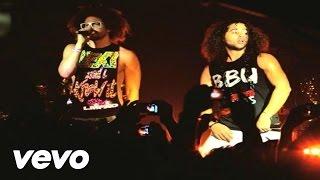 Party Rock Anthem (Walmart Soundcheck Live)