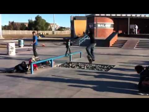 Dillon Bradley Hartzenberg long Ollie