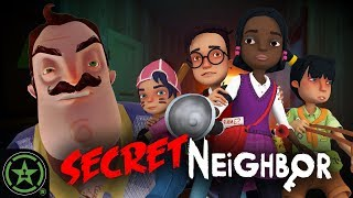 Leave Those Kids Alone! - Secret Neighbor | Let's Play