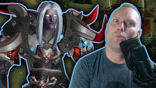 NO MORE HORDE - Frost DK Battleground PvP Highlights - Legion 7.3.5