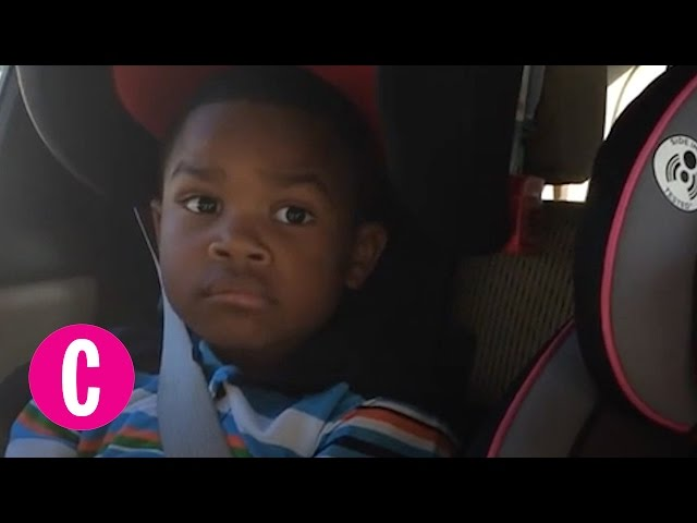 This Little Boy Was Not So Happy With His Mom's Pregnancy Announcement | Cosmopolitan