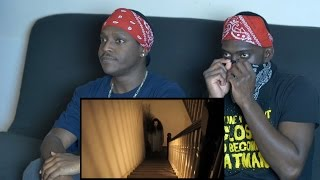 FIRST PERSON HORROR Reaction