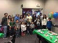 Brandon's 9th Birthday Party (Alley Cats @ Arlington, TX)