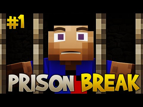 Minecraft PRISON BREAK #1 with Vikkstar123 (Minecraft Prisons Jailbreak Season 1)