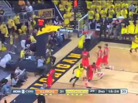 Zack Novak 2011-2012 Season Highlights
