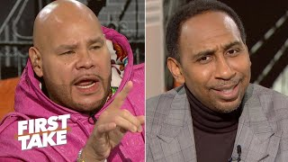 Fat Joe got a secret phone call from the Knicks about the next head coach | First Take