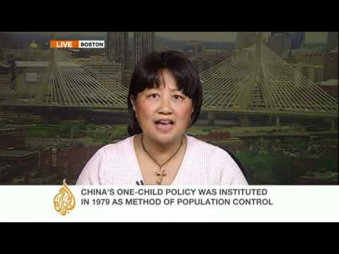 Fighting China's one-child policy