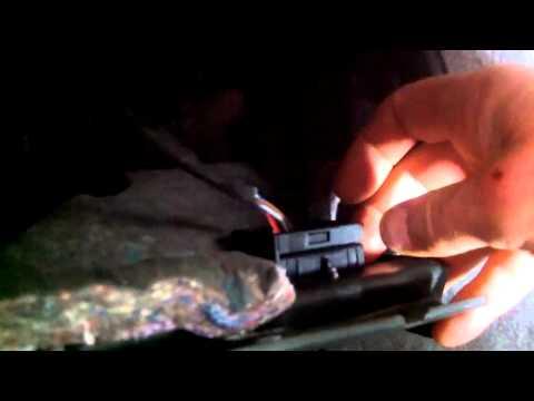 Mercedes w208 BAS ABS ESP fault..replace brake light switch