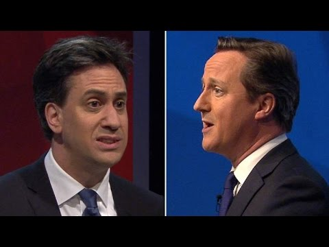Battle For Number 10: David Cameron & Ed Miliband's Best Bits