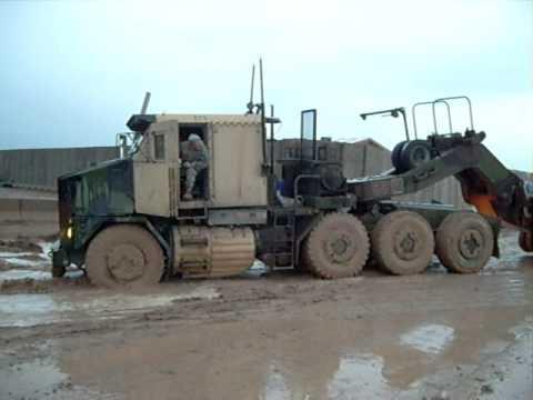HET M1070 Stuck