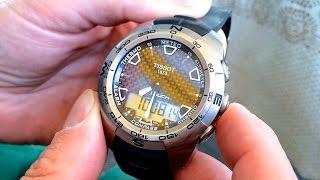 именно как настроить часы тиссот 1853 touch классик Diamonds