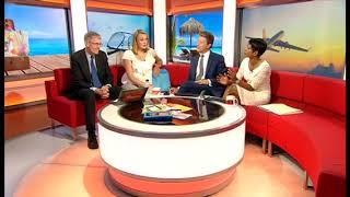 BBC BREAKFAST APPEARANCE | TRAVEL MAD MUM