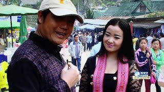 HMONGWORLD: SOOB THOJ, Hmong Singer From CHINA, Exclusive Interview at Phu Chi Fa, Thailand