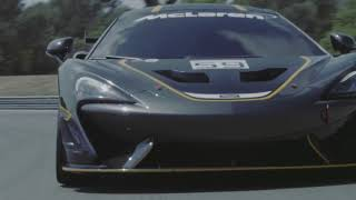 McLaren 570S GT4 Ends Development With Victory