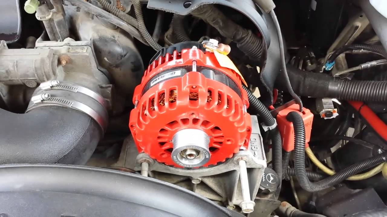 How To Install A Mechman Alternator And Voltage Control