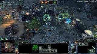 Starcraft 2 Co-Op Mutation #118st : Wheel of Misfortune