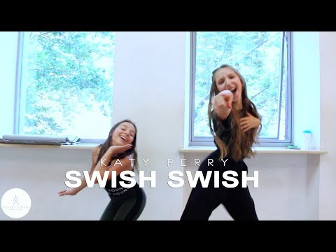 Dance intensive 16 | Katy Perry - Swish Swish (feat. Nicki Minaj) | Igor Abashkin | VELVET YOUNG