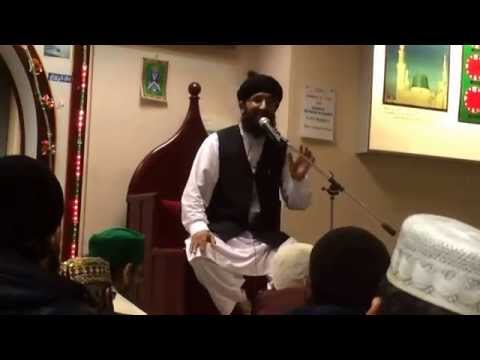 Mufti Hanif Qureshi Naat 2014 Uk video