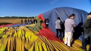 Hot Air Balloon Experience - Sydney Weekender