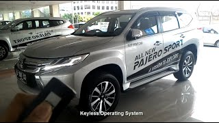 Mitsubishi All New Pajero Sport - Dakar 2016