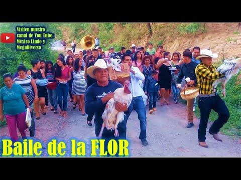 Bodas de la Mixteca Oaxaca; El Baile de la Flor