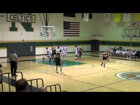 BVSH Ricky Doyle 2013 pre-season and first district game Highlights