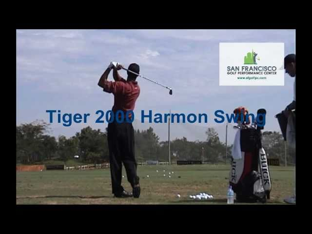 Tiger Woods Golf Swing Through The Years Harmon-Haney-Foley