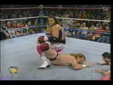 Bret Hart's Sharpshooter is listed (or ranked) 8 on the list The Best Finishing Moves in Wrestling History