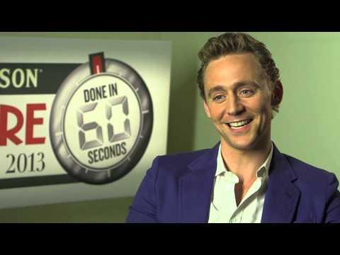 Tom Hiddleston - Done In 60 Seconds 2013 Ambassador | Empire Magazine